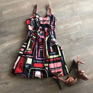 Kensie Lined Party Dress